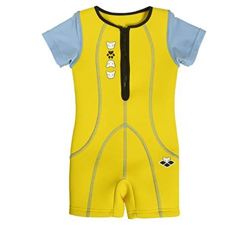 Arena Unisex Kinder FRIENDS WARMSUIT Neoprenanzug, yellow, 3-4Y