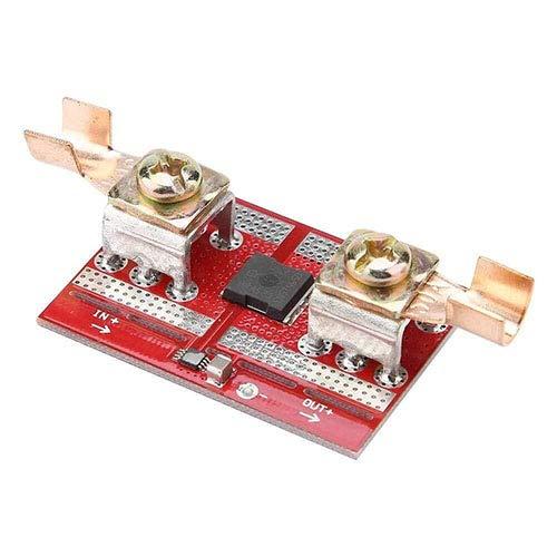 LOSCHEN 大電流理想的なダイオードコントローラ 50A 9-70V入力電圧 太陽エネルギー逆流防止と充電逆流保護 順方ハイエンド低抵抗 電設用部品