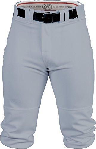 Rawlings Jugend Knielange Hose, Jungen, blau/grau