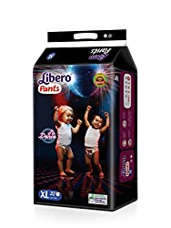 Libero Pant is one of the reliable brands that manufacture high-quality diapers.It is best baby diapers in India.