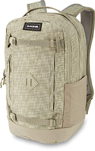 Dakine Unisex Urbn Mission Backpack, Gravity Grey, 23L