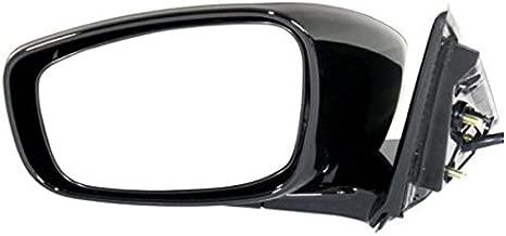 Koolzap For 09-13 G-37 Sedan Power Heated w/o Memory Manual Folding Mirror Left Driver Side