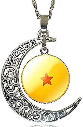 ZPPYMXGZ Co.,ltd Collar de Moda Collar de Bola de Dragón Collar Hecho a Mano Forma Gargantilla Collar Joyería Múltiples diseños