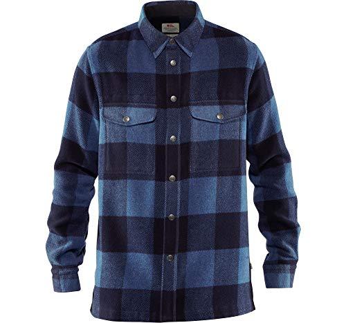 Fjällräven Herren Hemd Canada, Uncle Blue, L