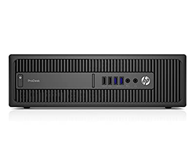 HP Business Desktop ProDesk 600 G2 Desktop Computer - Intel Core i5 (6th Gen) i5-6500 3.20 GHz - 8 GB DDR4 SDRAM - 256 GB SSD (Renewed)