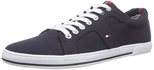 Tommy Hilfiger HARRY 9D, Herren Sneakers, Blau (MIDNIGHT_403), 40 EU