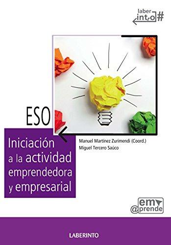 LOMCE Iniciación a la actividad emprendedora y empresarial