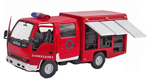 Fire Engines Model Toy Cars voiture en alliage
