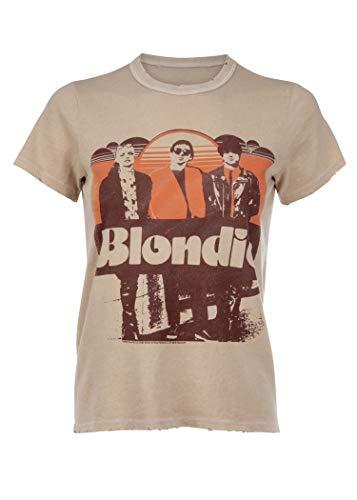 Women's Retro 1970s Blondie T-shirt, S, M, L