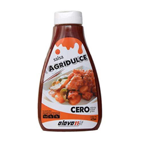 Elevenfit Salsa Elevenfit sabor Agridulce - 425 ml