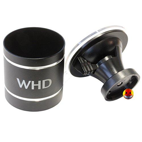 WHD SOUNDWAVER Bluetooth Receiver incl. Saugfuß, Ladekabel und einem POWER-KLEBEHAKEN