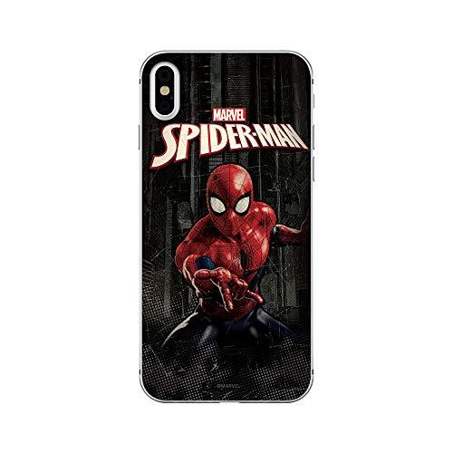 Original Marvel Coque de Protection pour Spider Man 007 iPhone XS Max Phone Case Cover
