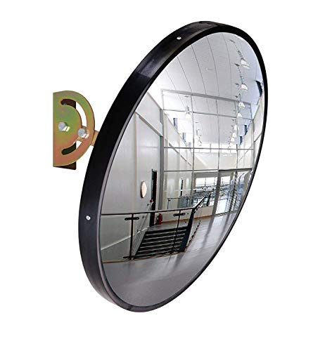 Smartwares MIRROR45 Überwachungsspiegel – Rund - 45 cm Durchmesser – Verstellbar