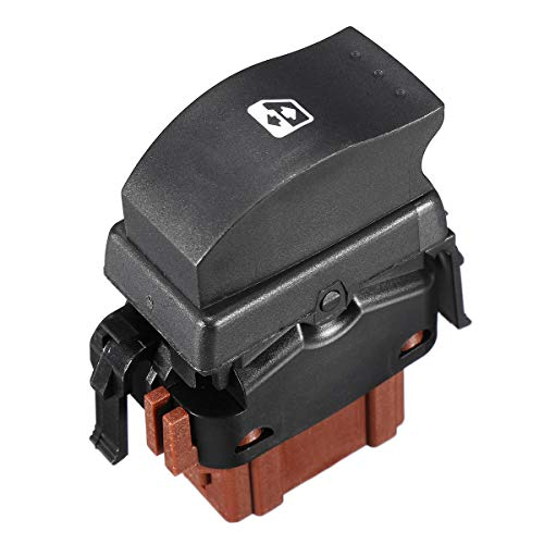 IUEFINUEN Interruptor eléctrico Delantero Izquierdo ABS Ventana de Control de Coche for Renault Master Trafic