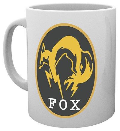 GB Eye, Metal Gear Solid V, Foxhound, Taza