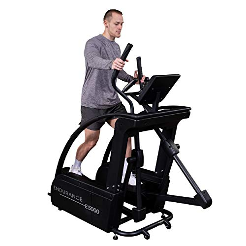 Body-Solid E5000 Endurance Elliptical Trainer