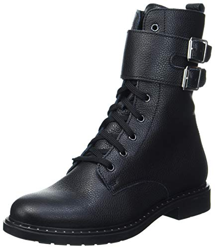 Richter Kinderschuhe Piac 5873-8141 Mode-Stiefel, 9900black, 37 EU