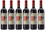 MO Salinas Vino Tinto - 6 botellas x 750ml- Total: 4500ml