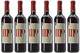 MO Salinas Vino Tinto - 6 botellas x 750ml- Total: 4500ml