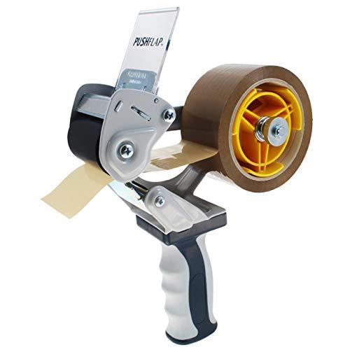 KLEBESHOP24 mit Sicherheitsvorrichtung Sicherheits-Handabroller Für Klebeband Bild