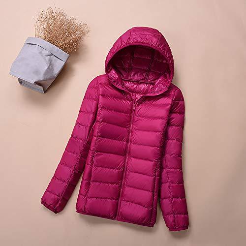 CLZC Winter Down Jacket Vrouwen Eiderdown Outwear Warm Jas Ultralight Jas Vrouwelijke Parka Plus Size