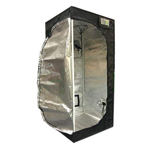 City Hydroponics The Grow Box Lite Grow Tent 60cm x 60cm x 140cm