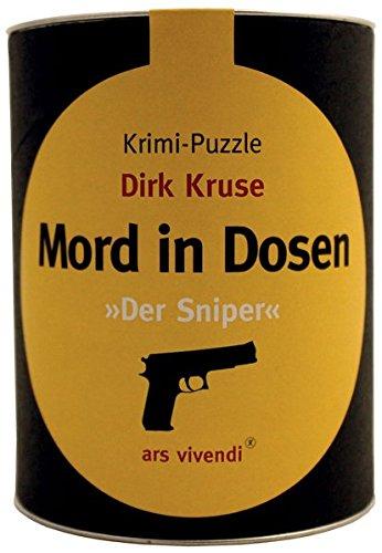 Mord in Dosen - Der Sniper: Krimi-Puzzle