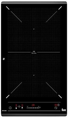 Teka IRF 3200 Integrado Cerámico Negro - Placa (Integrado, Cerámico, Vidrio, Negro, 2200 W, Tocar)