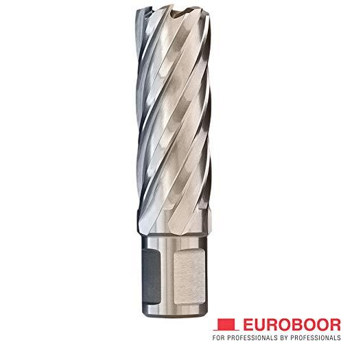 Best Buy! EUROBOOR Cobalt Annular Cutter - 5/8 Diameter M35 Cobalt Cutter & Pin with 2 Cut Depth &...
