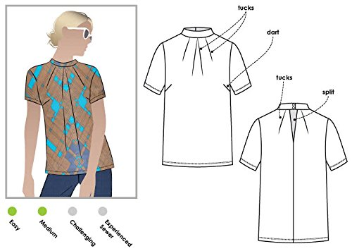 Best Woven Top Sewing Patterns