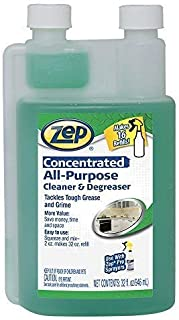 Zep Ultra Concentrated All-Purpose Cleaner & Degreaser 32 oz (Makesup to 10 Gallon)