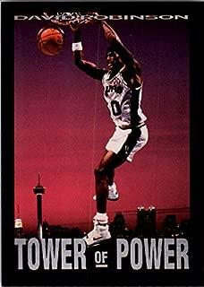 1993-94 SkyBox Premium #336 David Robinson PC NBA Basketball Trading Card