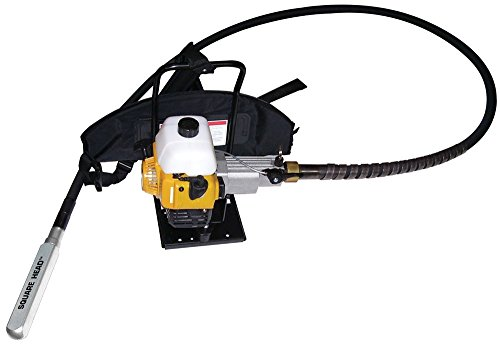 Wyco Tool W402-011 Gas Backpack Concrete Vibrator-Honda, 40.22 cc Air Cooled Engine, 2 hp at 7000 RPM