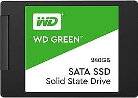 """WD Green, 240GB, Dahili PC SSD, SATA III 6 Gb/s, 2.5""""/7mm - WDS240G2G0A"""