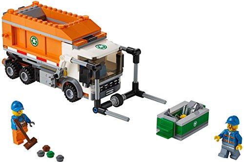 LEGO City 60118 - Müllabfuhr