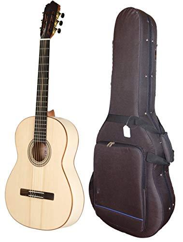 Guitarra flamenca FLACA hecha a mano en Barcelona...
