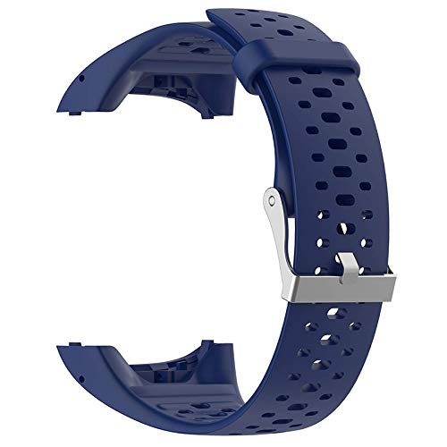 Mifive Banda de Reloj para Polar M400 / Polar M430 Banda de Silicona Suave de Repuesto para Reloj Inteligente Deportivo M400 / Polar M430
