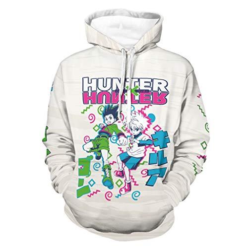 Qunrontan Hunter Cozy - Sudadera con capucha y bolsillo frontal para madre