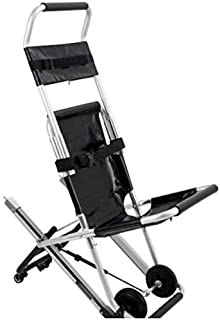 MS3C-100TS Lightweight Stair Evacuation Chair, Weight Capacity 350lbs.