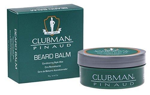 Clubman Pinaud Beard Balm 2 ounce (Pack of 2)