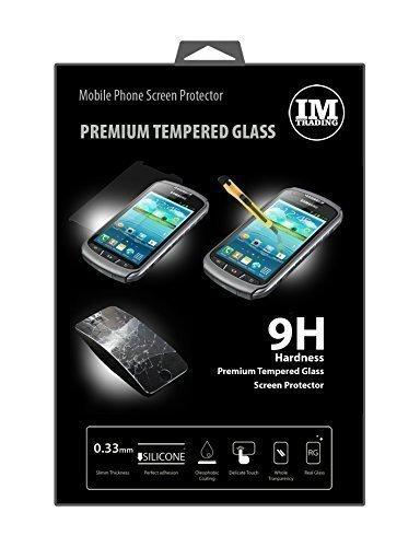 ENERGMiX Displayschutzglas kompatibel mit Samsung Galaxy Xcover 2 S7710 Panzer Hartglas Schutz Glas extrem Kratzfest Sicherheitsglas