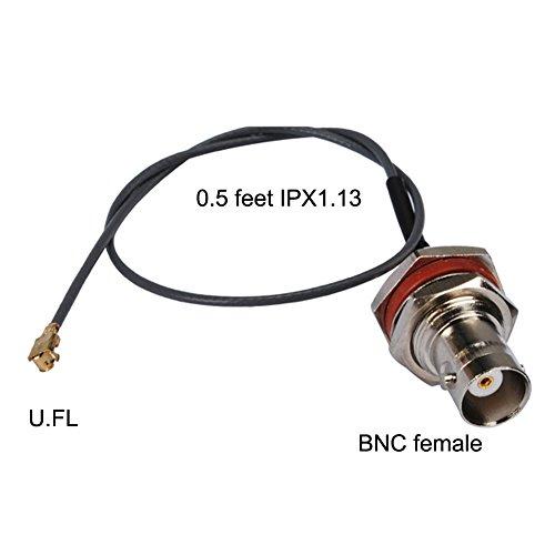 Auf Sma Männlich Adapter Kabel 17 Cm Ic Neu aa Ufl 5 Stücke Ipex