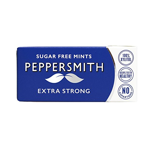 Peppersmith   Extra Strong Mints   1 x 15g