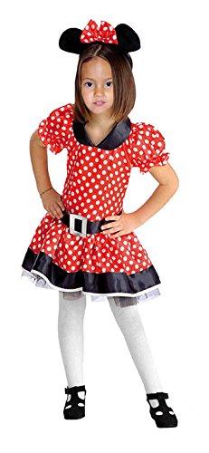 El Carnaval Disfraz Ratita presumida T. S: Amazon.es: Juguetes y ...