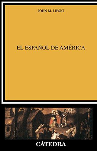El espanol de America (Spanish Edition)