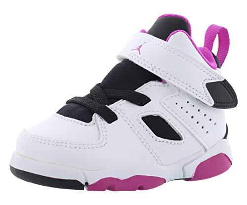 Nike Capri 3 Mid Ltr (Gs) 580411-002 Jungen High-top Schwarz (Black/Gamma Blue/Pink) 38.5