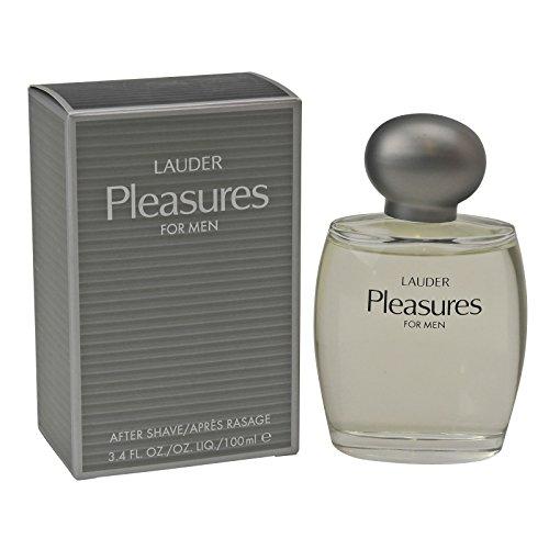 Estee Lauder Pleasures Aftershave 100ml Splash