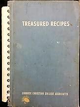 Treasured Recipes (Lubbock Christian College Associates) 1961