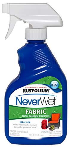 Rust-Oleum 278146 NeverWet 11-Ounce Outdoor Fabric Spray, Clear