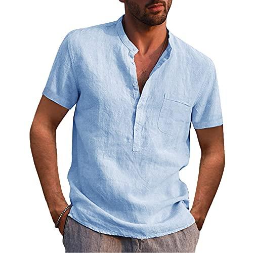 Maglia Termica Uomo Running T Shirt Uomini Palestra Maglia da Corsa Maglia Calcio Maglietta a Compressione Asciugatura Rapida T-Shirt Sportiva da Uomo Aderente da Allenamento A Maniche Corte
